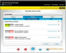 CA Internet Security image 3 Thumbnail