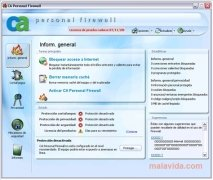 CA Personal Firewall imagen 1 Thumbnail
