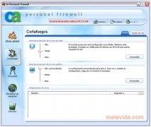 CA Personal Firewall imagen 2 Thumbnail