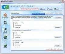 CA Personal Firewall imagen 3 Thumbnail
