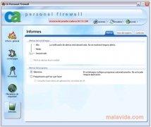 CA Personal Firewall imagen 4 Thumbnail