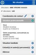 Caf - Mon Compte imagen 3 Thumbnail