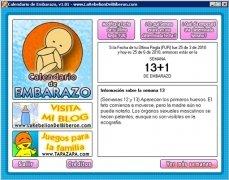 Calendario de Embarazo imagen 1 Thumbnail