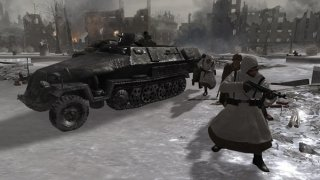 Call of Duty 2  Demo imagen 3