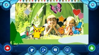 Camping Pokémon image 2 Thumbnail