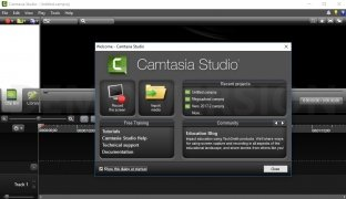 Camtasia Studio imagen 1 Thumbnail