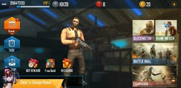 Captain Strike: Reloaded imagen 2 Thumbnail