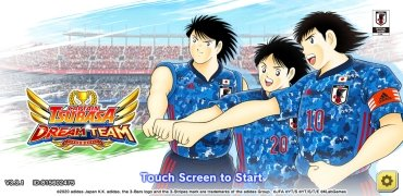 Captain Tsubasa: Dream Team imagen 2 Thumbnail