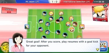 Captain Tsubasa: Dream Team imagen 9 Thumbnail