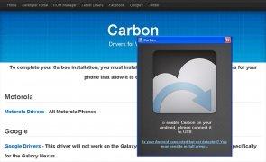 Carbon Desktop imagen 2 Thumbnail
