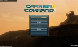 Carrier Command: Gaea Mission imagen 3 Thumbnail
