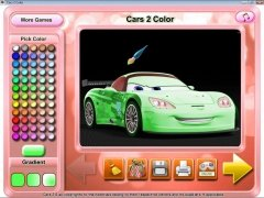Cars 2 Color immagine 2 Thumbnail