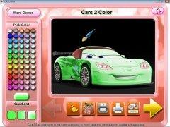 Cars 2 Color imagen 2 Thumbnail