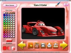 Cars 2 Color immagine 4 Thumbnail