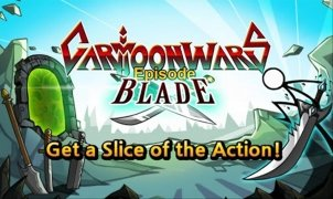 Cartoon Wars: Blade image 1 Thumbnail