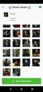 Casa de Papel Stickers imagen 8 Thumbnail