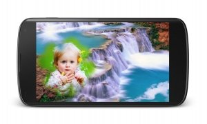 Waterfall Photo Frames image 2 Thumbnail