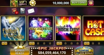 Cash Frenzy Casino imagen 1 Thumbnail