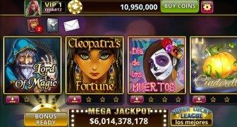 Cash Frenzy Casino imagen 10 Thumbnail