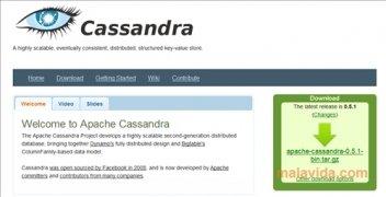 Cassandra imagem 1 Thumbnail