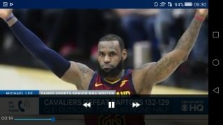 CBS Sports App immagine 11 Thumbnail