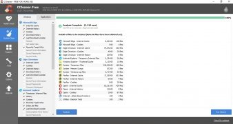 CCleaner Portable image 1 Thumbnail