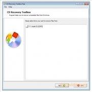 CD Recovery Toolbox image 1 Thumbnail