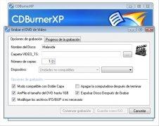 CDBurnerXP imagen 5 Thumbnail