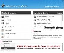 Celtx imagen 1 Thumbnail