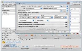Chameleon Startup Manager imagen 3 Thumbnail