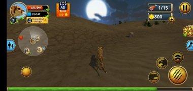 Cheetah Family Sim imagen 10 Thumbnail
