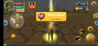 Cheetah Family Sim imagen 11 Thumbnail