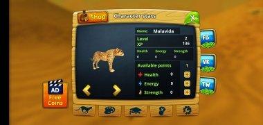 Cheetah Family Sim imagen 2 Thumbnail