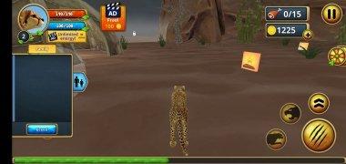 Cheetah Family Sim imagen 3 Thumbnail