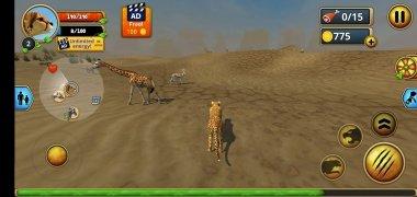 Cheetah Family Sim imagen 8 Thumbnail