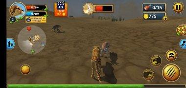 Cheetah Family Sim imagen 9 Thumbnail