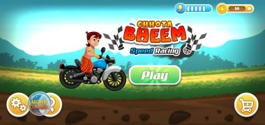 Chhota Bheem Speed Racing Изображение 2 Thumbnail