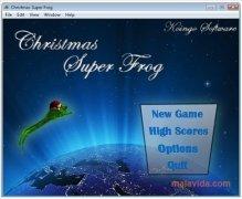 Christmas Super Frog imagen 2 Thumbnail