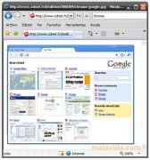Chrome Frame image 1 Thumbnail