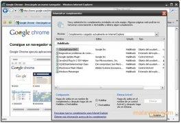 Chrome Frame imagen 2 Thumbnail