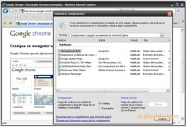 Chrome Frame bild 2 Thumbnail