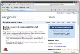 Chrome Frame bild 3 Thumbnail