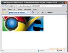 Chrome Frame imagem 4 Thumbnail