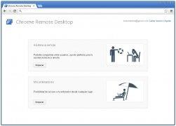 Chrome Remote Desktop imagen 3 Thumbnail