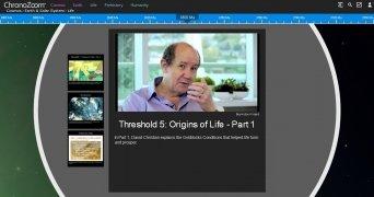 ChronoZoom immagine 3 Thumbnail