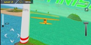 City Airplane Pilot Flight imagen 1 Thumbnail