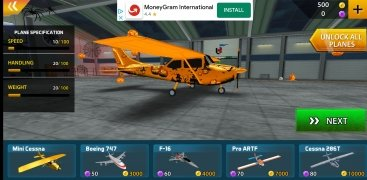 City Airplane Pilot Flight imagen 3 Thumbnail