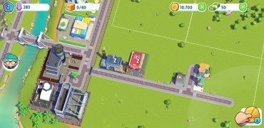 City Mania: Town Building Game imagen 1 Thumbnail