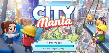 City Mania: Town Building Game immagine 2 Thumbnail