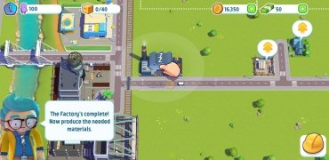 City Mania: Town Building Game immagine 6 Thumbnail